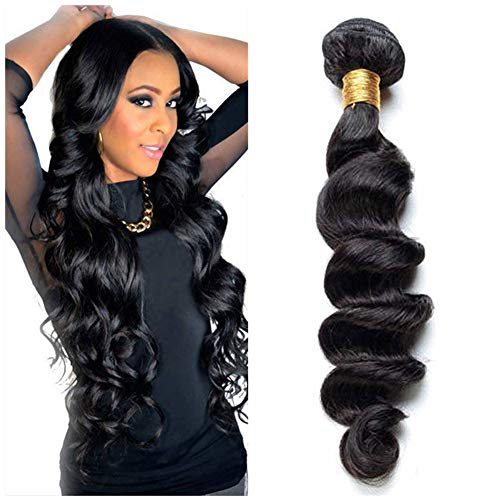 Ugeat Sew in Weave Tissage Cheveux Vierges 28\