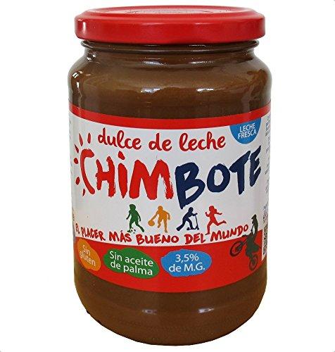 Chimbote Karamellcreme Dulce de Leche, 1er Pack (3 x 430 g)