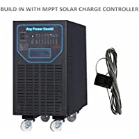 5000W Peak 15000W inverter charger a bassa frequenza convertitore onda sinusoidale pura Mabelstar PV Series Solar inverter DC 24V AC 230V integrata con MPPT 60amp regolatore di carica solare LCD Display