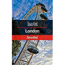 Time Out London Travel Guide: Pocket Guide (Time Out Shortlist)