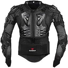 Fastar Chaqueta de Moto,Chaqueta Protectora - Profesional de Motocicleta Protección del Cuerpo Motocross Racing