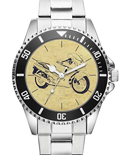 KIESENBERG® Uhr 20203 mit Motorrad Motiv für Honda CBR 1000 F Fahrer (Cbr Damen-honda)