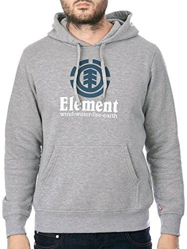 Element Vertical HO Felpa grey heather