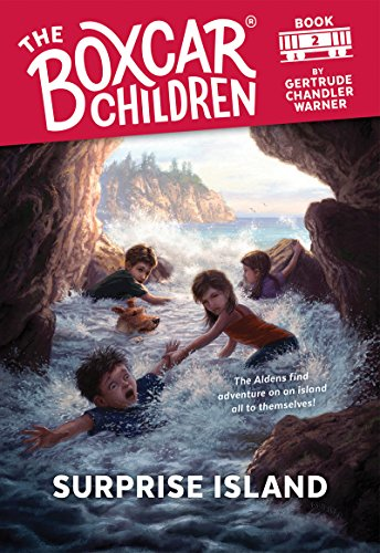 Surprise Island (The Boxcar Children Mysteries Book 2) (English Edition)
