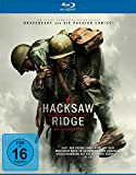 DVD Cover 'Hacksaw Ridge [Blu-ray]