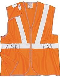 Portwest RT20 - Hi-Vis chaleco largo GORT, color naranja, talla 4XL