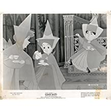 Original Walt Disney Sleeping Beauty La Bella Durmiente