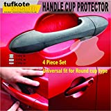 TUFSHIELD Car Door Handles Guard - Paint Protective Film for TATA - NEXON