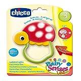 Chicco Trillino Coccinella Pois Trillo Sonaglino Prima Infanzia Giocattolo 264, Multicolore, 8003670877356