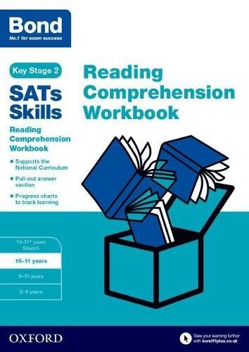 bond-sats-skills-reading-comprehension-workbook-10-11-years-sats-skills-ks2