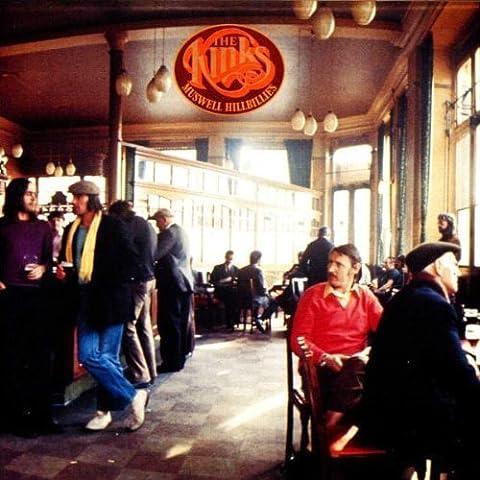 Muswell Hillbillies Original recording reissued, Original recording remastered, Extra tracks Edition by Kinks, The Kinks (1998) Audio CD