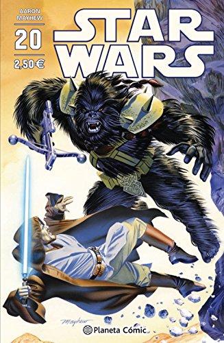 Star Wars nº 20 (Star Wars: Cómics Grapa Marvel) por Jason Aaron
