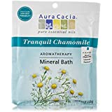 Aura Cacia - Tranquility Mineral Bath, 2.5 oz bath salts