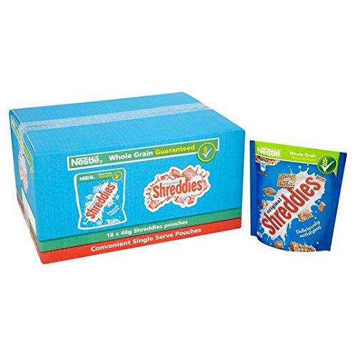 Nestle Shreddies 18 x 40g