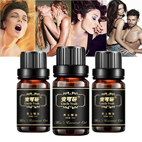 Penismassage mit ätherischen Ölen Für Männer, Verlängerung der Sexualzeit, Starke Nieren, Verbesserung der Sexuellen Impotenz, verbesserte Ausdauer, Anti-Müdigkeit, Heilung der Vergrößerung -