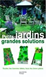Petits jardins grandes solutions par Courtat