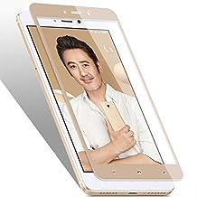 [2confezione] Xiaomi Redmi Note 4x pellicola in vetro Gogodog Full Cover ultra chiaro 3D vetro temperato per Mi Redmi Note 4Pro 14cm