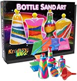 KandyToys Kreative Kids Bottle Sand Art Childrens Craft Activity Set