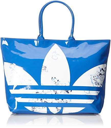 Beachshopper L, Blue/Multicolor, 43 x 13 x 36.5 cm , 20 Liter, A99133 (übergroße Strand Bälle)