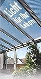 Polycarbonat Hohlkammerplatten 10 mm - klar - 4000 x 1050 x 10,0 mm (EUR 14,90/qm) Mindestbestellwert: Euro 100