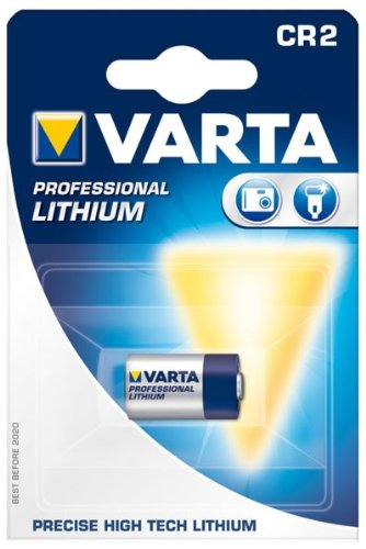 Varta Lithium CR2 avec photo/3.0 V/920 mAh