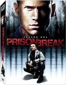 Prison Break: Season 1 [DVD] [2005] [Region 1] [US Import] [NTSC]