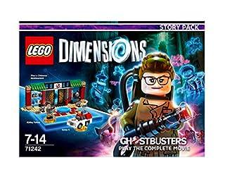 Jeu vidéo 'Lego Dimensions' - SOS Fantômes Ghostbusters - Pack Histoire (B01H0GAGG4) | Amazon Products