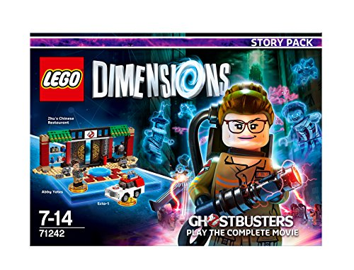 Lego Ghostbuster (LEGO Dimensions - Story Pack- New Ghostbusters)