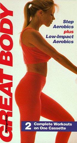 Step Aerobics/Low Impact Aerob [VHS] (Low Step Impact Aerobic)