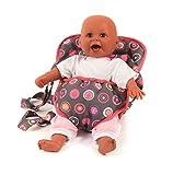 Bayer Chic 2000 782 56 - Puppen-Tragegurt für Puppen