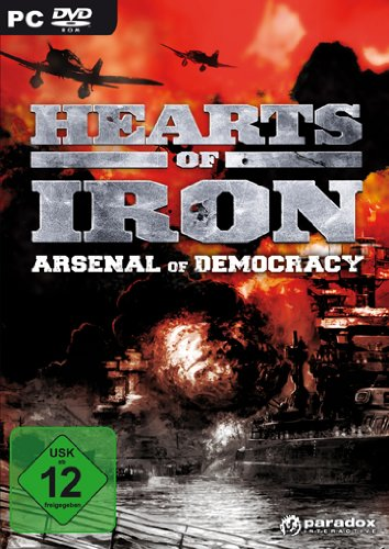 Hearts of Iron 2: Arsenal of Democracy