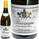 2014 Domaine Leflaive, Bourgogne Blanc, Borgoña, Francia 75 cl, vino blanco