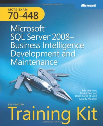 Descargar Libro (Microsoft SQL Server 2008 Business Intelligence Development and Maintenance: MCTS Exam 70-448 [With CDROM and Access Code]) By Veerman, Erik (Author) Paperback on (04 , 2009) de Dejan Sarka