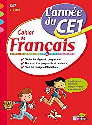 L'année du CE1- Cahier de Français
