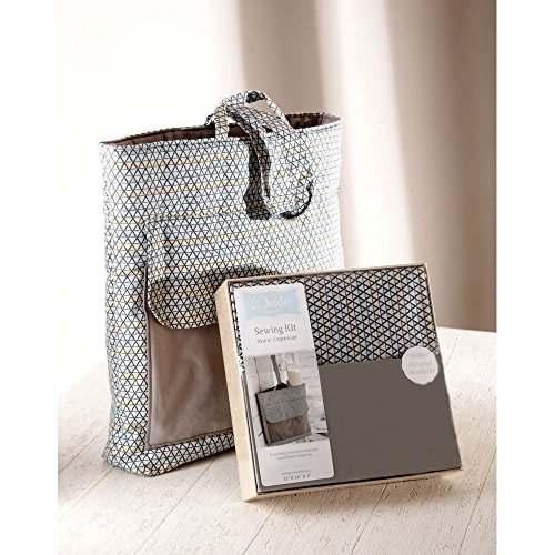 Debbie Shore box Kits - Home organizer, grigio