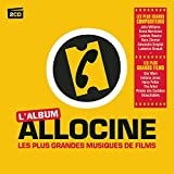 L' Album Allociné : Plus grandes musiques de films (Les) | Williams, John