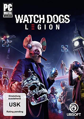 Watch Dogs Legion Standard Edition - [PC]