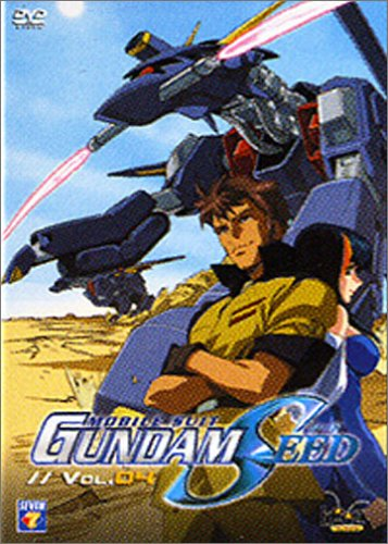 Mobile Suit Gundam Seed, Vol. 4