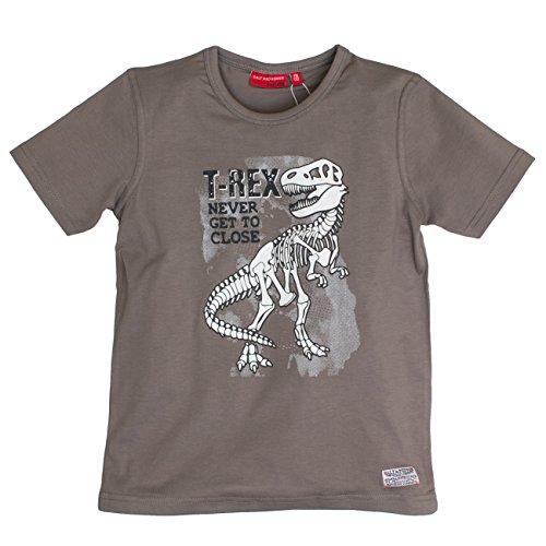 SALT AND PEPPER Jungen T-Shirt Giants Uni Glowprint, Grau (Grey 230), 92 (Herstellergröße: Preisvergleich