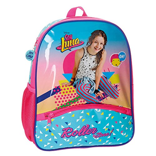 Imagen de disney 4852251 soy luna roller zone  infantil, 33 cm, 9.8 litros, multicolor
