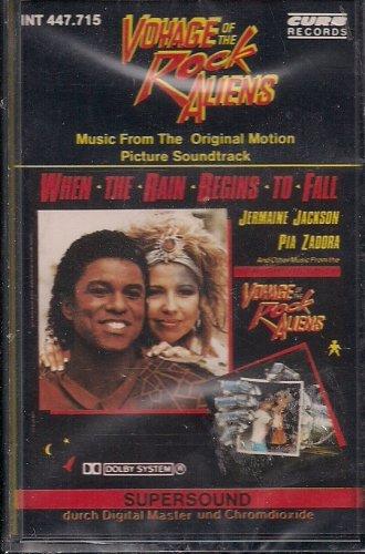 Orginal Motion Picture Soundtrack:  Voyage of the Rock Aliens (Voyage Of The Rock Aliens)