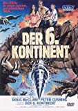 Der 6. Kontinent - Edgar Rice Burroughs