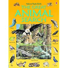 Great Animal Search (Usborne Great Searches)