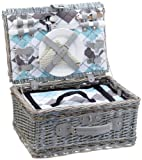 Cilio Stresa Deluxe 2 Person Picnic Hamper