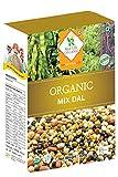 #6: Real Life ORGANIC Mix Dal, 500 Grams