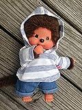 Puppenkleidung handmade für MONCHICHI Gr.20 MONCHHICHI Bekleidung Kapuzenshirt Hoodie + Jeans Kleidung