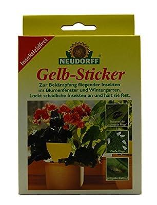 Neudorff Gelb-Sticker von Neudorff - Du und dein Garten