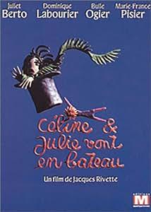 Céline & Julie vont en bateau - Édition Collector 2 DVD [Édition Collector] [Édition Collector]