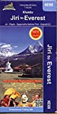 Jiri to Everest (Khumbu) 1 : 100 000: Jiri - Phaplu - Sagamartha National Park - Everest B.C.
