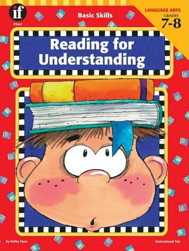 Reading for Understanding, Grade 7-8 (Basic Skills)